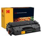 HP 05X Black Toner Cartridge CE505X Alternative -> Kodak High Capacity Black Toner Cartridge 185H050530 (6500 Pages)