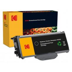 TN-2210 Kodak 185B221001 Black Toner Cartridge (1000 Pages) for Brother HL-2250, HL-2250N, HL-2250DN, HL-2270DW, DCP-7060D, DCP-7060DN, DCP-7065DN, DCP-7070DW, MFC-7360N, MFC-7460DN, MFC-7860DW, FAX-2840, FAX-2940