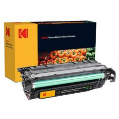 CE250A Kodak 185H025001 Black Toner Cartridge (5000 Pages) for HP Color LaserJet CM3530 MFP, CM3530fs MFP, CP3525, CP3525dn, CP3525n, CP3525x