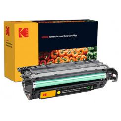 CE252A Kodak 185H025204 Yellow Toner Cartridge (7000 Pages) for HP Color LaserJet CM3530 MFP, CM3530fs MFP, CP3525, CP3525dn, CP3525n, CP3525x