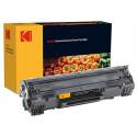 Kodak 185H028501 Black Toner Cartridge (HP CE285A / HP 85A Compatible) (1600 Pages) for HP LaserJet Pro M1132 MFP, M1212nf MFP, M1217nfw MFP, P1102, P1102W, P1104, P1104W, P1106, P1106W, P1107, P1107W, P1108, P1108W, P1109, P1109W
