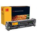 Kodak 185H032102 (HP 128A / HP CE321A Compatible) Cyan Toner Cartridge (1300 Pages)