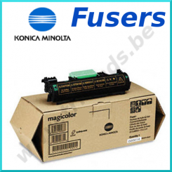 Konica Minolta 825126717 Fuser - 100000 Pages Unit - for Magicolor 6100 Series