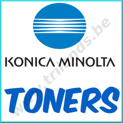 Konica Minolta 005I Black Original Toner Cartridge (2500 Pages) - for Konica Minolta KF 9610FP, 9615FP, 9625, 9635