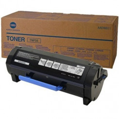 Konica AADW050 Black Original Toner Cartridge (25000 Pages) fro Konica Minolta BIZHUB 4702P