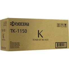Kyocera TK-1150 Black Original Toner Cartridge (3000 Pages) for Kyocera ECOSYS M2135DN, M2235DN, M2635DN, M2735DN