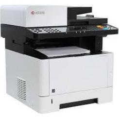 Kyocera ECOSYS M2040dn - Multifunction printer - B/W - laser - Legal (216 x 356 mm) (original) - A4/Legal (media) - up to 40 ppm (printing) - 350 sheets - USB 2.0, Gigabit LAN, USB host