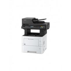 Kyocera ECOSYS M3645dn - Multifunction printer - B/W - laser - A4 (210 x 297 mm), Legal (216 x 356 mm) (original) - A4/Legal (media) - up to 45 ppm (copying) - up to 45 ppm (printing) - 600 sheets - 33.6 Kbps - USB 2.0, Gigabit LAN, USB host
