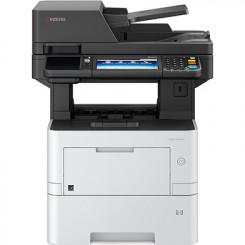 Kyocera ECOSYS M3145IDN - Multifunction printer - B/W - laser - A4 (210 x 297 mm), Legal (216 x 356 mm) (original) - A4/Legal (media) - up to 45 ppm (copying) - up to 45 ppm (printing) - 600 sheets - USB 2.0, Gigabit LAN, USB 2.0 host