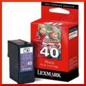 Lexmark 40 Photo Original Ink Cartridge 18Y0340E