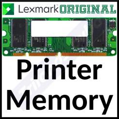 Lexmark 1022298 RAM Module for Printer - 128 MB DDR SDRAM