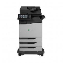 Lexmark CX825dtfe - Multifunction printer - colour - laser - Legal (216 x 356 mm)/A4 (210 x 297 mm) (original) - A4/Legal (media) - up to 52 ppm (copying) - up to 52 ppm (printing) - 1750 sheets - 33.6 Kbps - USB 2.0, Gigabit LAN, USB host