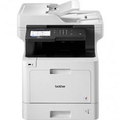 Lexmark CX860de - Multifunction printer - colour - laser - Legal (216 x 356 mm)/A4 (210 x 297 mm) (original) - A4/Legal (media) - up to 57 ppm (copying) - up to 57 ppm (printing) - 650 sheets - 33.6 Kbps - USB 2.0, Gigabit LAN, USB host