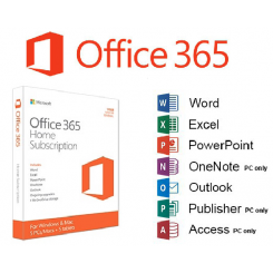 Microsoft Office 365 (Plan E3) - Subscription licence (1 month) - 1 user - hosted - Open Value Subscription - additional product - All Languages