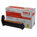 Oki 44315105 Yellow Original Imaging Drum (20000 Pages) for Oki C610n, C610dn, C610dtn