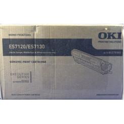 Oki 01279301 Black Original Toner Cartridge (25000 Pages) for Oki ES 7120, ES 7130