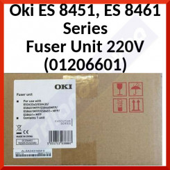 Oki 01206601 Fuser Unit 220V (100000 Pages) for Oki ES 8451, ES 8461 Series