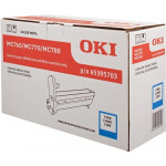 Oki 45395703 Cyan Original Imaging Drum (30000 Pages) for Oki MC760dn, MC760dnfax, MC760dfn, MC760IE, MC770dn, MC770dnfax, MC770dfn, MC770dfnfax, MC770IE, MC780dn, MC780dnfax, MC780dfn, MC780dfnfax