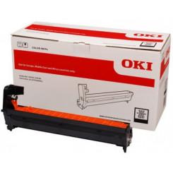 OKI 46438004 Black Original Imaging Drum (30000 Pages) for Oki C823dn, C823n, C833dn, C833n, C843dn