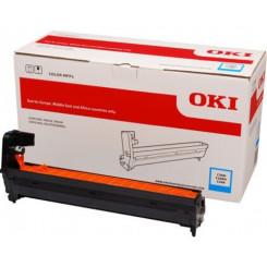 OKI 46438003 Cyan Original Imaging Drum (30000 Pages) for Oki C823dn, C823n, C833dn, C833n, C843dn