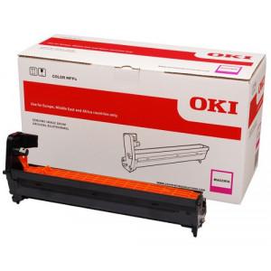 OKI 46507306 Magenta Original Imaging Drum (30000 Pages) for Oki C612dn, C612n
