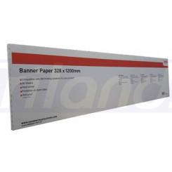 OKI 09004452 Standard M-B-165 Banner 328 L - (A3) - 328 x 1200 mm - 165 g/m² - 40 Sheets banner Paper