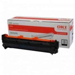 OKI - Black - drum kit - for C824dn, 824n, 834dnw, 834nw, 844dnw