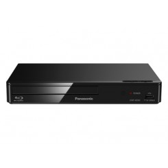 Panasonic DMP-BD84 - Blu-ray disc player - Ethernet