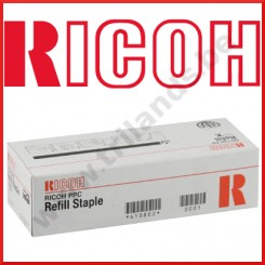 Ricoh 209025 Staple Cartridges Type E - Pack of 8000 - Ricoh ST10; SR 720, 890