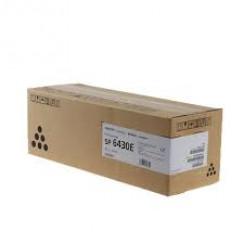 Ricoh 407510 Black Original Toner Original Cartridge SP6430 (10000 Pages) for Ricoh Aficio SP-6430