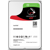"""Seagate 10 TB NAS IronWolf 3.5"""" Hard Disk ST10000VN0004"""