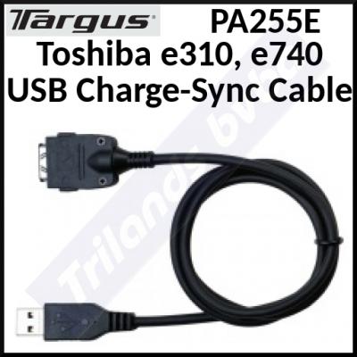 Targus USB Charge-Sync Cable PA255E for Toshiba e310, e740
