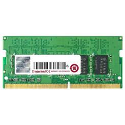 Transcend - DDR3 - 2 GB - SO-DIMM 204-pin - 1066 MHz / PC3-8500 - CL7 - 1.5 V - unbuffered - non-ECC - for Compaq Presario CQ42, CQ62