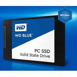 """WD 1 TB Blue 3D NAND SATA SSD WDS100T2B0A - Solid state drive - 1 TB - internal - 2.5"""" - SATA 6Gb/s"""
