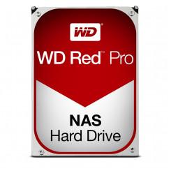 """WD 4TB Red Pro NAS Hard Drive WD4003FFBX - Hard drive - 4 TB - internal - 3.5"""" - SATA 6Gb/s - 7200 rpm - buffer: 256 MB"""