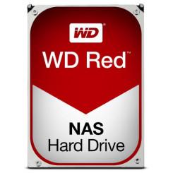 "WD 6TB Red NAS SATA 3.5"" Hard Disk WD60EFAX - 6 TB Hard Drive - SATA (SATA/600) - 3.5"" Drive - Internal - 5400rpm - 256 MB Buffer"