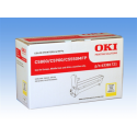 Oki 43381721 Yellow Imaging Drum (20000 Pages) - Original Oki EP-Cartridge pack (43381723) for C5800, C5800n, C5800dn,C5900, C5900n, C5900dn, C5550mfp