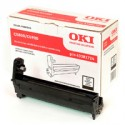 Oki 43381724 Black Imaging Drum (20000 Pages) - Original Oki EP-Cartridge pack (43381724) for C5800, C5800n, C5800dn,C5900, C5900n, C5900dn, C5550mfp